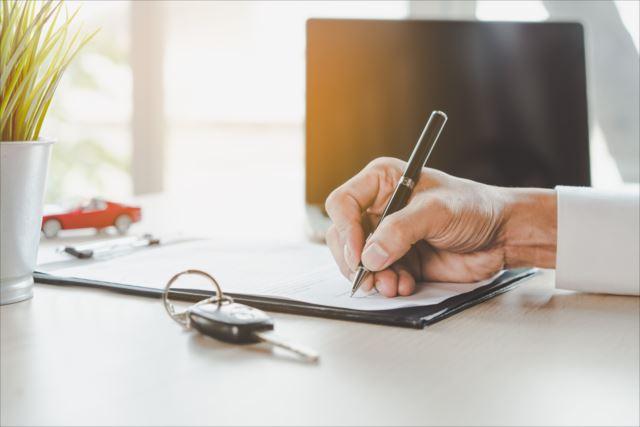 賃貸物件の入居の流れや、引越し時の書類の準備にまつわること