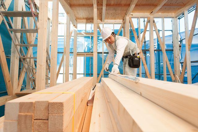 木造在来工法での家づくり!その特徴やメリット・デメリットは!?